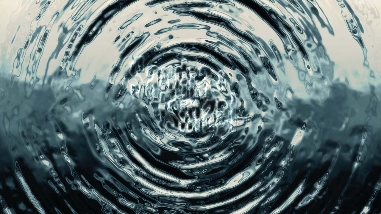 Ondas realistas de agua