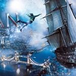 Fotomontaje Peter Pan #Panmovie con Photoshop by @ildefonsosegura
