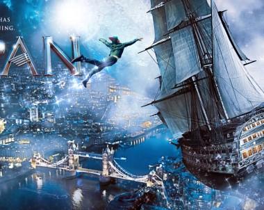 Tutorial Photoshop // Fotomontaje Peter Pan #Panmovie by @ildefonsosegura