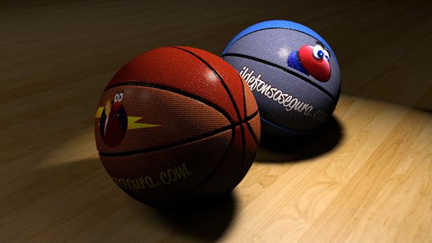 Lee más sobre el artículo Crear, texturizar y mapear UVW pelota de basket con resultado realista (#Cinema4D y #Photoshop) by @ildefonsosegura