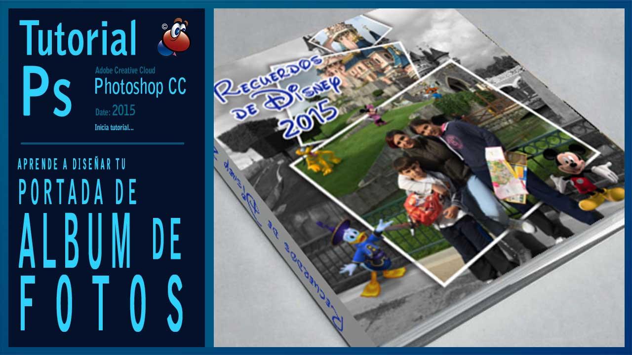 En este momento estás viendo Crear portada con efecto 3D para album fotos con Photoshop by @ildefonsosegura