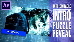 Lee más sobre el artículo Tutorial After Effects intro opener aparición puzzle by @ildefonsosegura