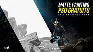 Lee más sobre el artículo Matte Painting Archivo PSD  (Photoshop) GRATIS
