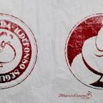 Crea un sello (stamp) texturizado con #photoshop by @ildefonsosegura