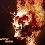 Haz un cráneo en llamas con #Photoshop (#ghostrider) by @ildefonsosegura