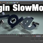 Plugin slow motion de cinema4D
