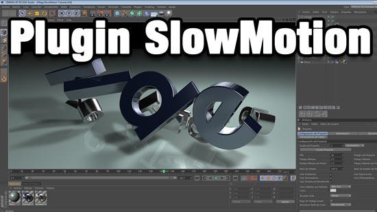 En este momento estás viendo Plugin slow motion de cinema4D