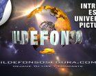 Regalo y Tutorial #cinema4d de una intro editable al estilo Universal Pictures by @ildefonsosegura